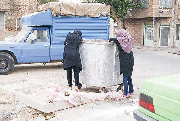عکس/ این دو دختر پدرشان وزیر نیست