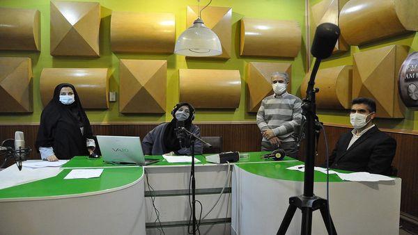 باز خوانی روزهای ماندگار حماسه و دفاع در رادیو گلستان