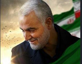 عکس کمتر دیده از شده از لحظه ورود پیکر پاک سپهبد شهید سلیمانی به خاک ایران