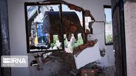 تخریب ساخت و سازهای غیرمجاز گرگان با کمک پلیس شتاب میگیرد