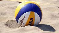 پیروزی نماینده والیبال ساحلی گلستان