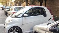 عکس/ خودروی لیلیپوتی در تهران