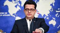 فیلم/ هشدار سخنگوی وزارت خارجه به آمریکا درباره نفتکشهای ایرانی