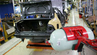 علت تاخیر در تولید و تحویل خودروهای دوگانه سوز ایران خودرو اعلام شد