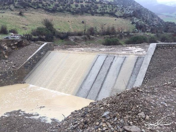 اجرای پروژه های آبخیزداری شهرستان رامیان از اعتبار صندوق توسعه ملی سال 98