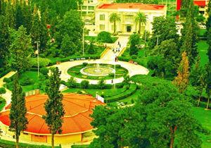 احداث پارک در توشن گرگان