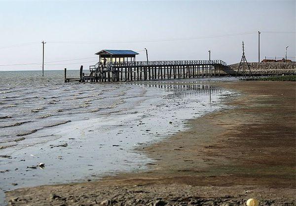 نجات خلیج گرگان در انتظار تصمیم محیط زیست / ۸۰۰۰ هکتار از مساحت خلیج خشک شد
