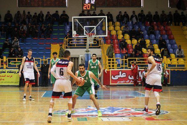 احتمال جذب دو بازیکن خارجی در بسکتبال شهرداری گرگان