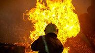 گاز مایع علت آتش سوزی فست فود ناهار خوران گرگان