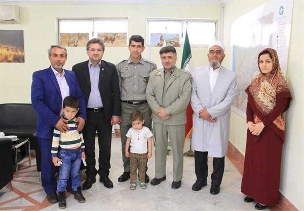محیط بان گلستانی از زندان آزاد شد