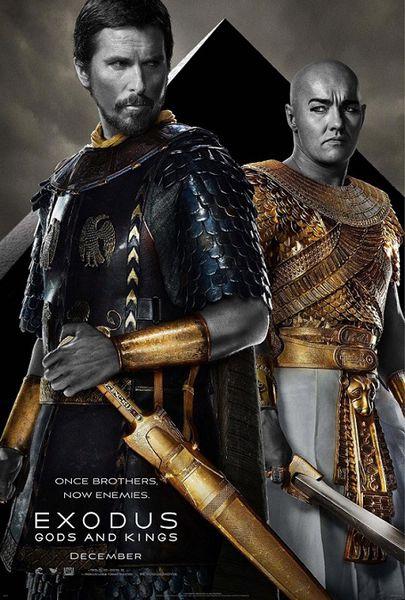 مهاجرت: خدایان و پادشاهان Exodus: Gods and Kings