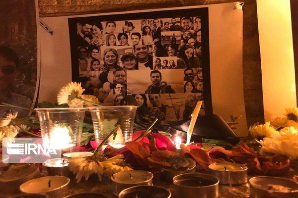 جانباختگان گلستانی سقوط هواپیما چهارشنبه در گرگان تشییع میشوند