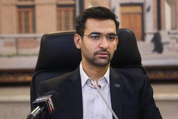 کنایه آذری جهرمی به ترامپ در روز ۲۲ بهمن