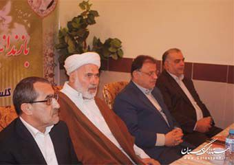 نشست معاون استاندار با زندانیان سیاسی در گرگان + تصاویر