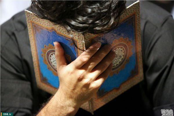 تصاویر/ مراسم احیای شب قدر در مصلای امام(ره)
