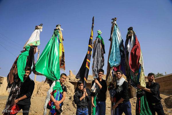 توجه به آداب و رسوم محلی در عزاداری ها یکی از ضروریات هیئات مذهبی گلستان