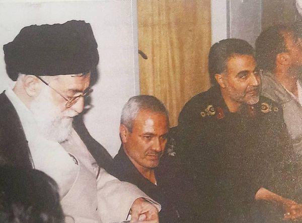 حکایت رهبر انقلاب از قدرت شفاعت سردار سلیمانی