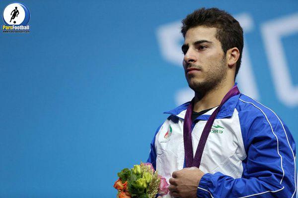 بغض قهرمان طلایی المپیک ترکید؛ گلایههایم را به رهبری میگویم
