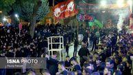 تجمع عزاداران حسینی در گرگان