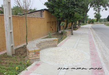 155 پروژه طرح هادی در ایام دهه فجر امسال به بهره برداری می رسد
