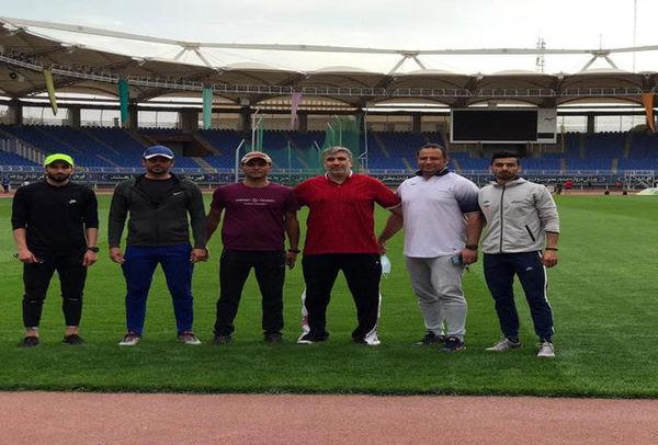 کسب مقام سوم گلستانی ها در مسابقات بین المللی دوومیدانی