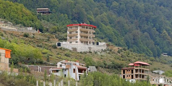 گزارش پرونده تصرف اراضی جنگلی توسط 45 تن از قضات سابق گلستان