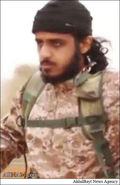 جلاد سعودی داعش