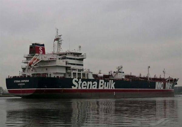 نفتکش توقیف شده انگلیس، بندرعباس را ترک کرد