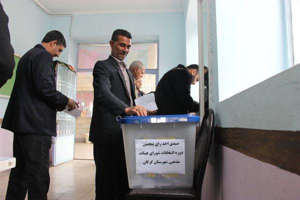 برگزاری انتخابات شورای هیئات مذهبی شهرهای گلستان
