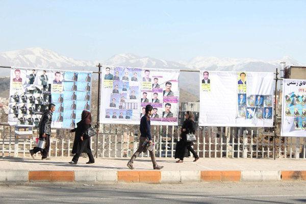 شیوه های تبلیغاتی در گلستان/ نان پختن یک کاندیدا و ویزیت رایگان