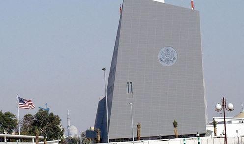 اظهارات سخنگوی سفارت آمریکا در ابوظبی بعد از حملات موشکی ایران