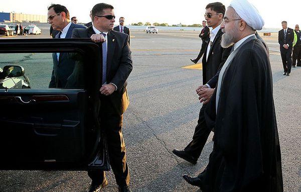 فیلم / سفر روحانی به نیویورک