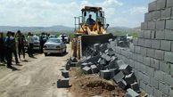 صدور دستور قلع و قمع ساخت و سازهای غیرمجاز در روستای زیارت گرگان