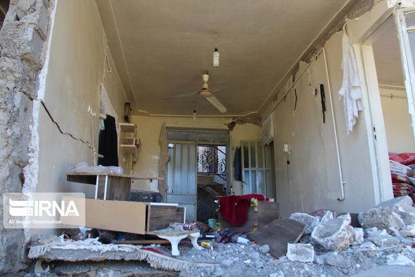 منازل روستاهای زلزلهزده رامیان بیمه حوادث است