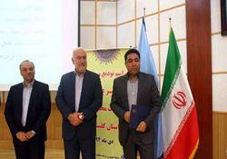 گزارش تصویری از مراسم تودیع و معارفه مدیر عامل شرکت مخابرات استان گلستان+عکس
