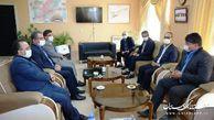 در دیدار سرپرست گاز گلستان و فرماندار آق قلا بر تسریع درگازرسانی به واحدهای صنعتی شهرستان تاکید شد