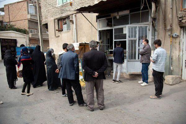 معضل خام فروشی آرد و صفهای طولانی نان در گنبدکاووس