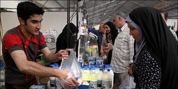 فقط کالاهای ایرانی در نمایشگاههای فروش بهاره گلستان عرضه میشود