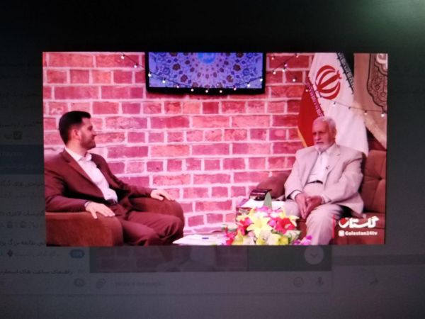 فیلم/ مراجعه کارشناس مذهبی به مرحوم آیت الله میبدی