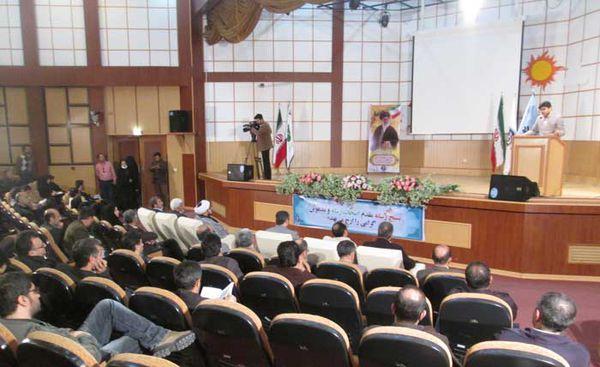 همایش بسیج و رسانه در گلستان به مناسب سالروز شهادت رهبر