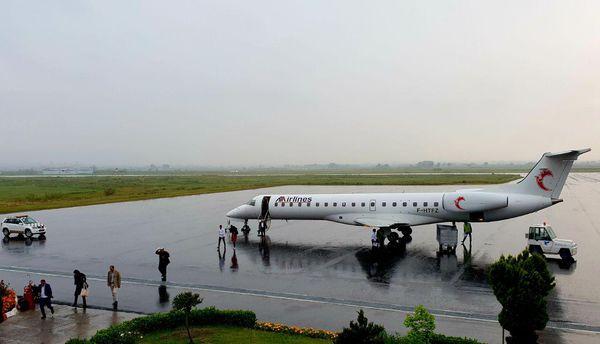 برقراری پروازهای جدید هواپیمایی آتا در فرودگاه بین المللی گرگان