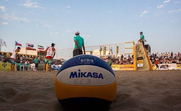 مسابقات قهرمانی والیبال ساحلی کارگران کشور در گلستان برگزار میشود