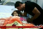 اشتباهات پزشکی منجر به مرگ مغزی الینای شش ساله در بیمارستان طالقانی گرگان شد+عکس