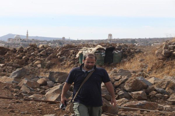 تا ۱۰متری تروریستها پیش رفتیم/ آموزش سرلشکرهای سوری توسط مستشاران ایرانی