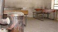 خداحافظی دانشآموزان گلستانی با بخاریهای نفتی و مدارس خشتی و گِلی