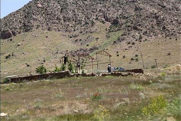 ۲۱۴ هکتار عرصههای منابع ملی در گنبدکاووس رفع تصرف شد