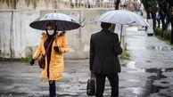 هواشناسی ایران ۹۹/۱/۱| تداوم بارش برف و باران تا دوشنبه