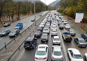 ترافیک روان و ایمن در گلستان
