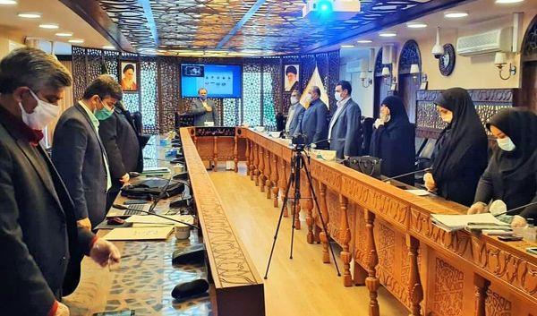بودجه سال ۹۹ شهرداری گرگان تصویب شد