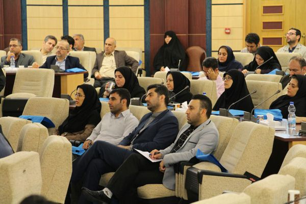 برگزاری جلسه توجیهی دستگاه های اجرایی دررابطه با جشنواره رضوی
